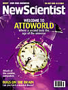 Subscribe to New Scientist Magazine