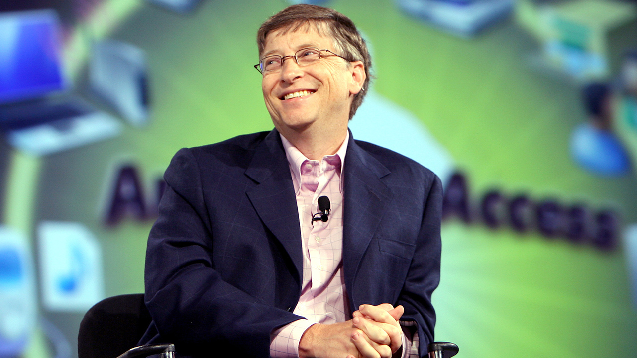 Bill Gates? rise to fame in 90 seconds