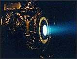 An ion engine