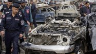 Baghdad blasts: Bloodshed and mayhem